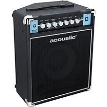 Acoustic B50C 1X10 50W Bass Combo with Tilt-Back Cab