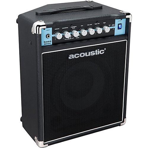 Acoustic B50C 1X10 50W Bass Combo with Tilt-Back Cab