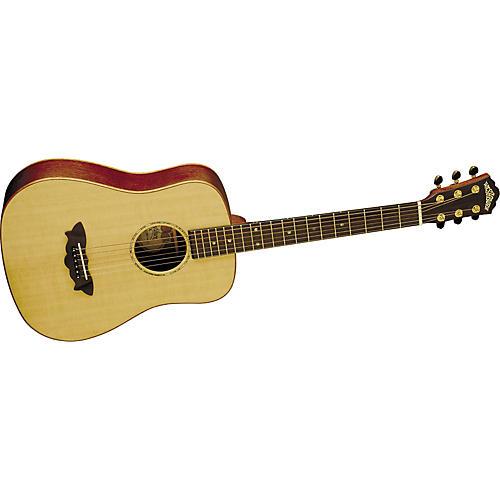 Washburn B52SW Acoustic Travel Guitar w/case