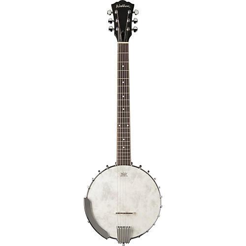 Washburn B6-A Americana Series 6-String Open-Back Banjo