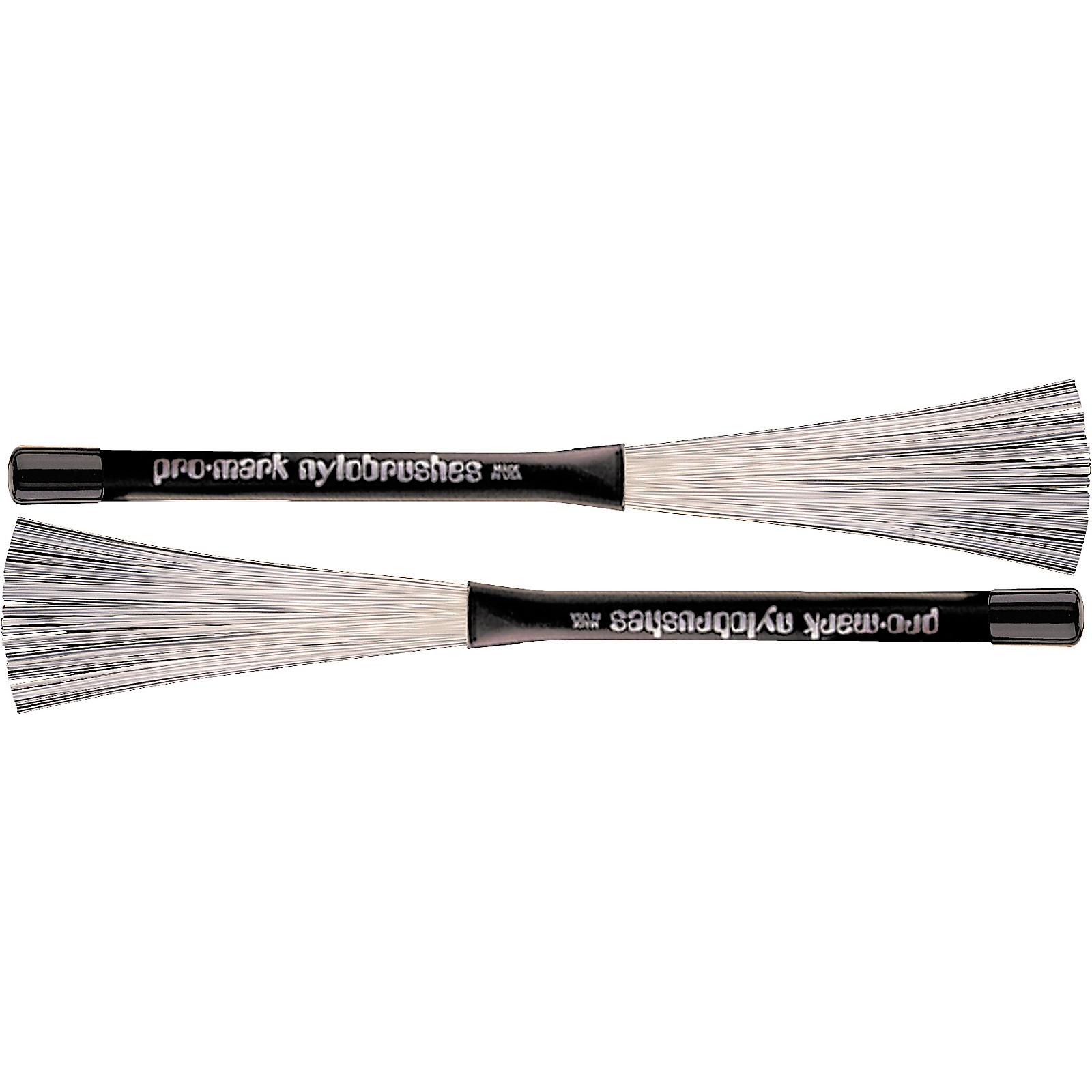 Promark B600 Nylon Brush Pair