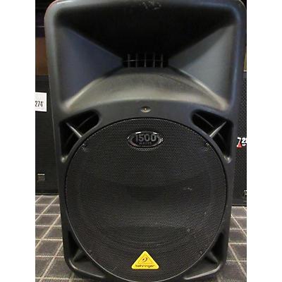Behringer B615D 2-Way 1500W Powered Speaker