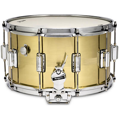 Rogers B7 Natural Brass Dyna-Sonic Snare Drum