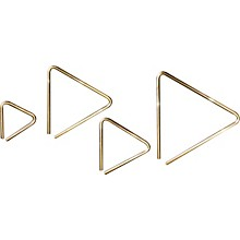B8 Bronze Band and Orchestral Triangles 9 in. Triangle