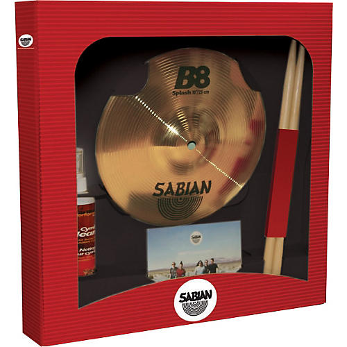 Sabian B8 Gift Pack for Drummers
