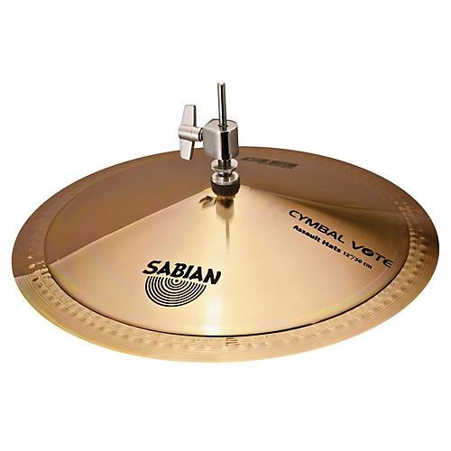Sabian B8 Pro Assault Hi-Hats