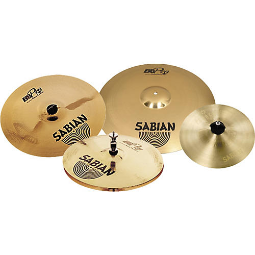 Sabian B8 Pro Rock Pack with Free 10