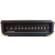 Acoustic B800H 800W Bass Amp Head