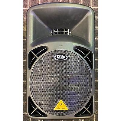 Behringer B812NEO Powered Speaker