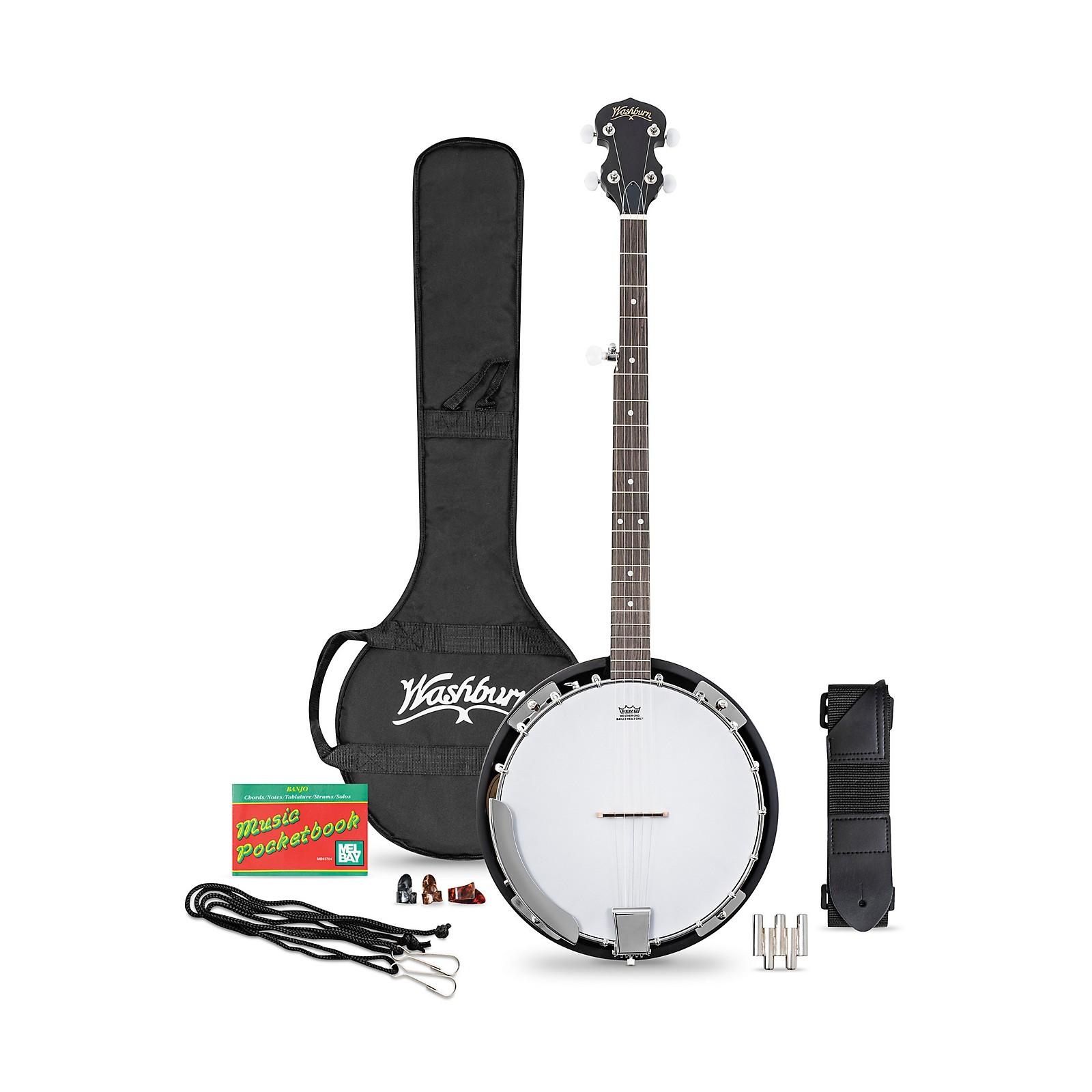 Washburn B8K Banjo Pak