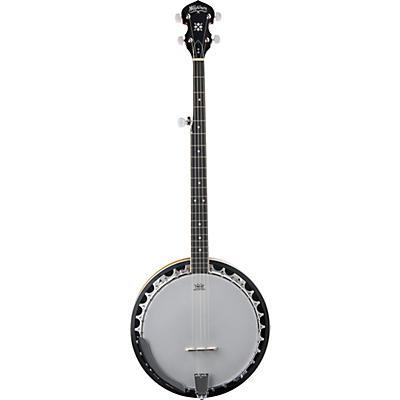 Washburn B9-WSH-A Americana 5-String Resonator Banjo
