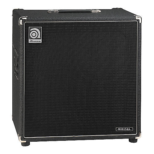 ampeg ba 210sp bass combo amp with effects musician 39 s friend. Black Bedroom Furniture Sets. Home Design Ideas