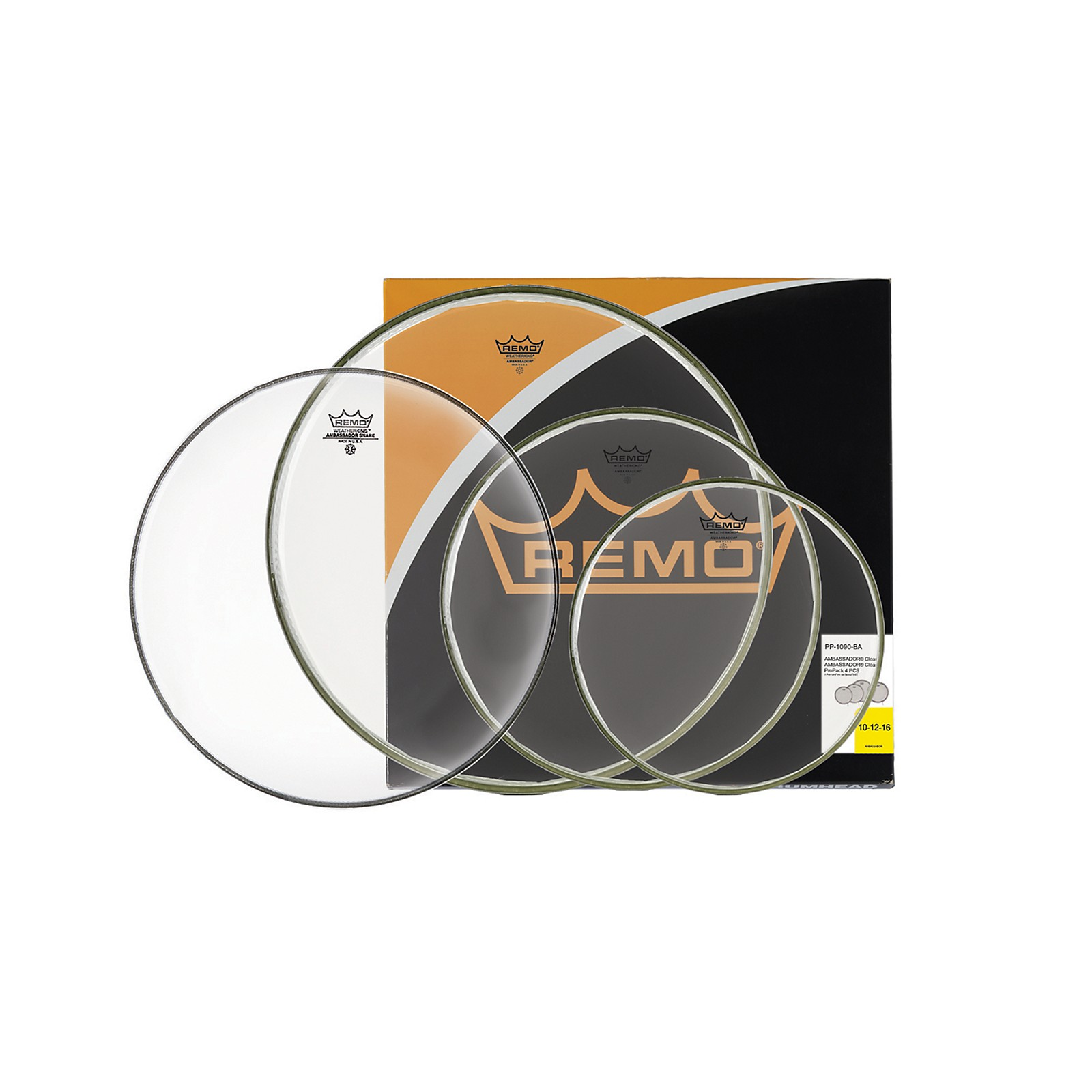 Remo BA Pro Pack 10