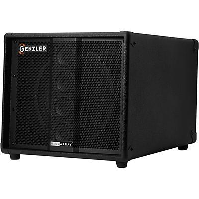 Genzler Amplification BA10-2 Bass Array 1x10 with 4x2.5 Line Array Bass Speaker Cabinet