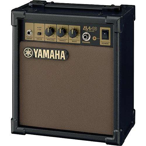 yamaha ba10 bass amp musician 39 s friend. Black Bedroom Furniture Sets. Home Design Ideas
