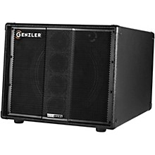 "GENZLER AMPLIFICATION BA12-3 SLT 1x12"" with 4x3"" Line Array Slanted Bass Speaker Cabinet"