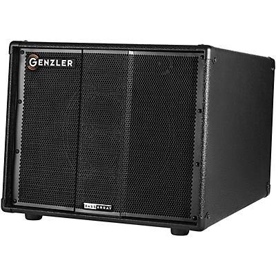 """Genzler Amplification BA12-3 SLT 1x12"""" with 4x3"""" Line Array Slanted Bass Speaker Cabinet"""