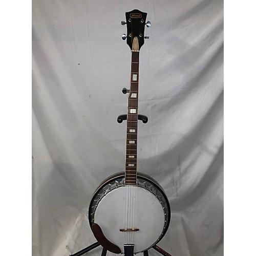 National BA1530 Banjo Natural