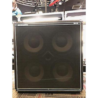 Acoustic BA410 Bass Cabinet