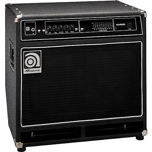 Ampeg BA500 500 Watt 2x10 Bass Combo Amp