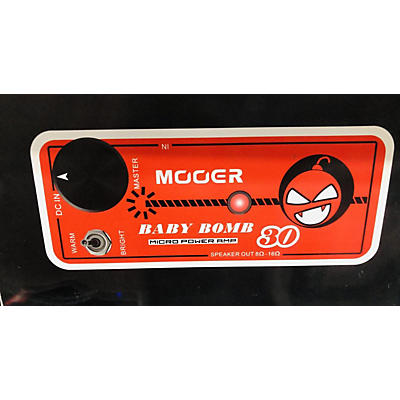 Mooer BABY BOMB 30 Solid State Guitar Amp Head