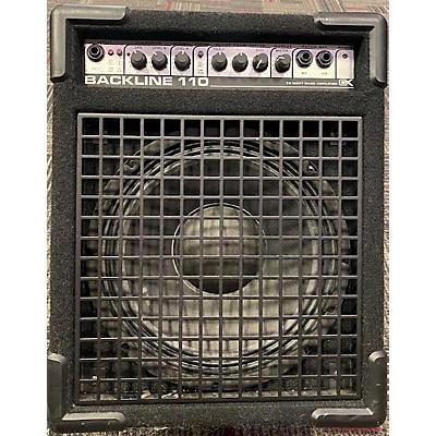 Gallien-Krueger BACKLINE 110 Bass Combo Amp