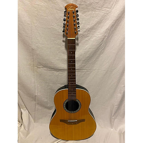 BALLADEER STANDARD 1751 12 STRING GUITAR 12 String Acoustic Electric Guitar