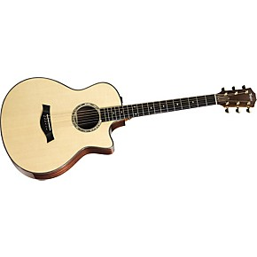 taylor bar 6 baritone rosewood spruce 6 string acoustic electric guitar musician 39 s friend. Black Bedroom Furniture Sets. Home Design Ideas