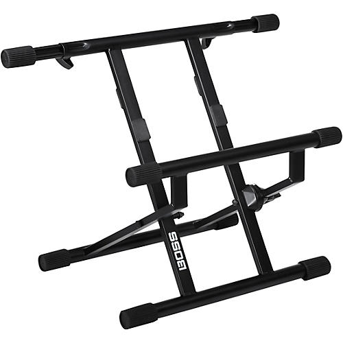 BOSS BAS-1 Open Back/Closed Back Amp Stand Black