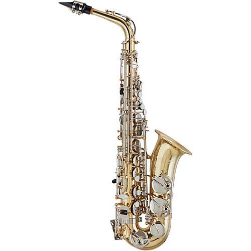 Blessing BAS-1287 Standard Series Eb Alto Saxophone Lacquer
