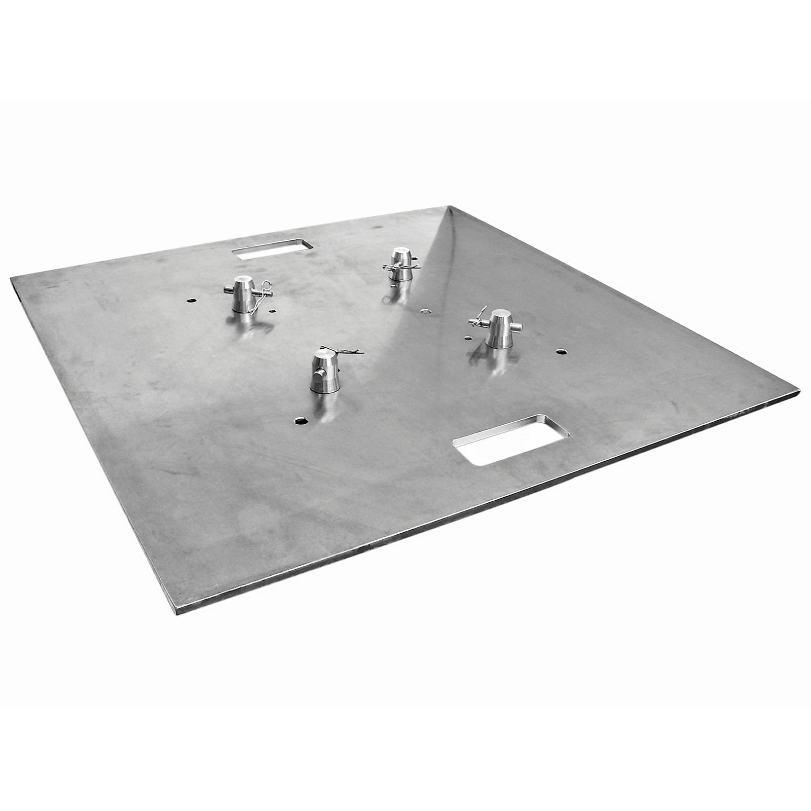 GLOBAL TRUSS BASEPLATE30X30A 30 x 30 In. Aluminum Base Plate