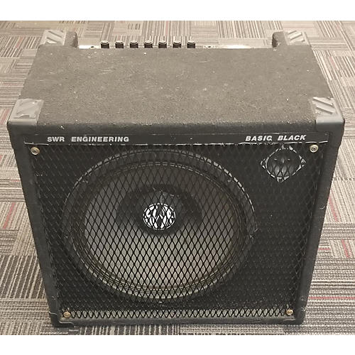 SWR BASIC BLACK Bass Combo Amp