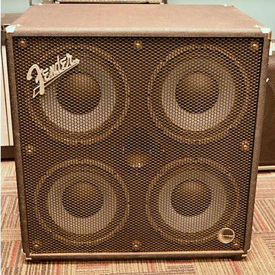 Fender BASMAN 410H Bass Cabinet