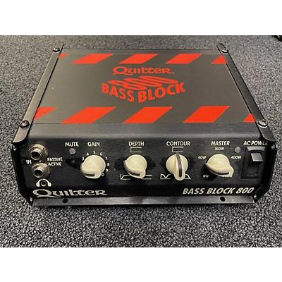 Quilter Labs BASS BLOCK 800 Bass Amp Head