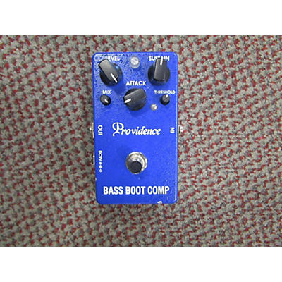 Providence BASS BOOT COMP Effect Pedal