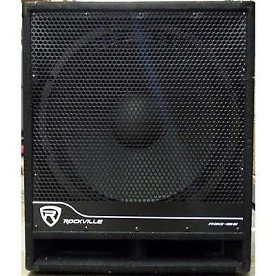 Rockville BASS Gig RBG18S Power Amp