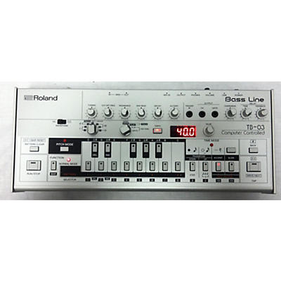 Roland BASS LINE TB-03 Synthesizer