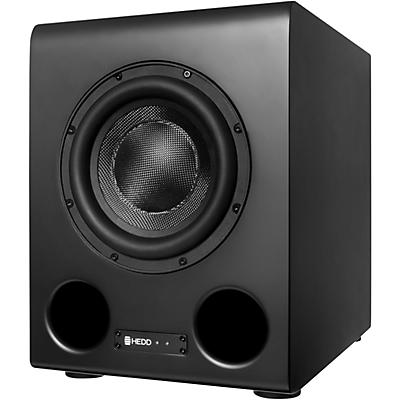 "HEDD BASS08 8"" Powered Studio Subwoofer"