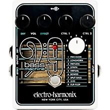 Open BoxElectro-Harmonix BASS9 Bass Machine Effects Pedal