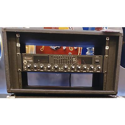 Fender BASSMAN 1200 Bass Amp Head