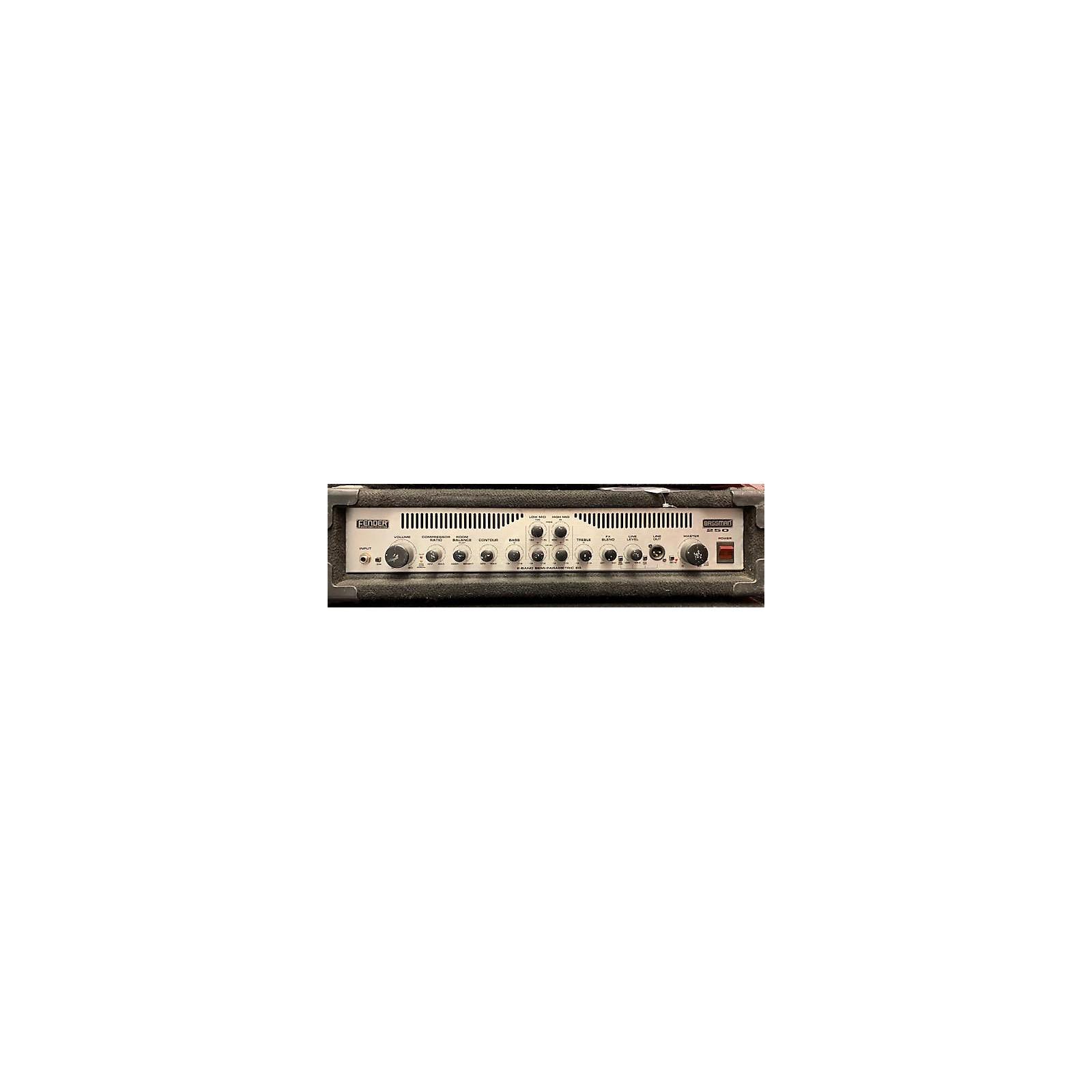 Fender BASSMAN 250 Bass Amp Head