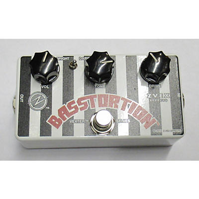 Zvex BASSTORTION Bass Effect Pedal