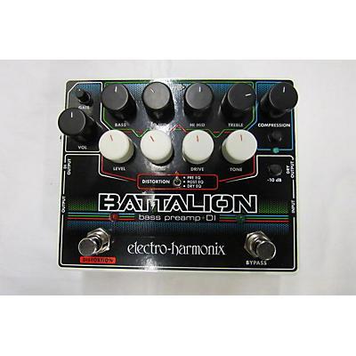 Electro-Harmonix BAT TALION Bass Preamp