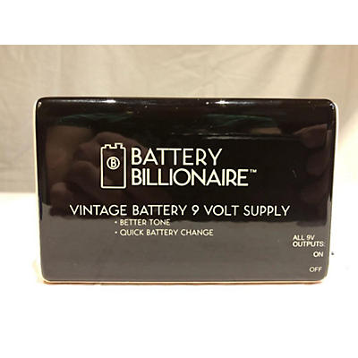 Danelectro BATTERY BILLIONAIRE POWER SUPPLY
