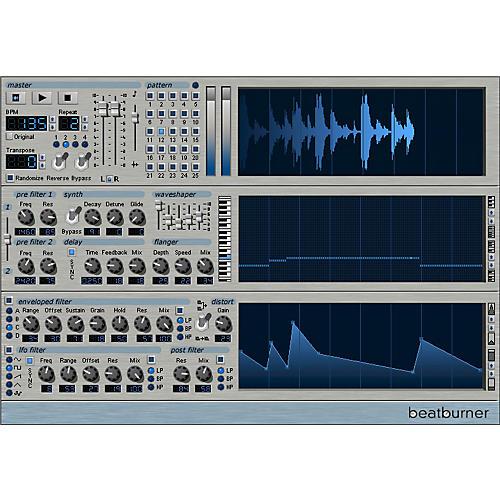 GForce BB001 BeatBurner VSTi Melodic Loop Synthesizer