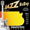 Thomastik BB111 Extra Light Jazz BeBop Guitar Strings thumbnail