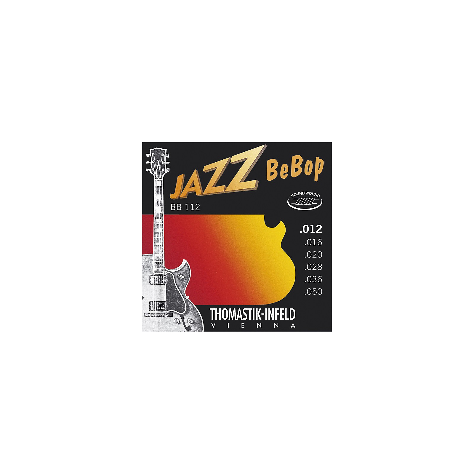 Thomastik BB112 Light Jazz BeBop Guitar Strings