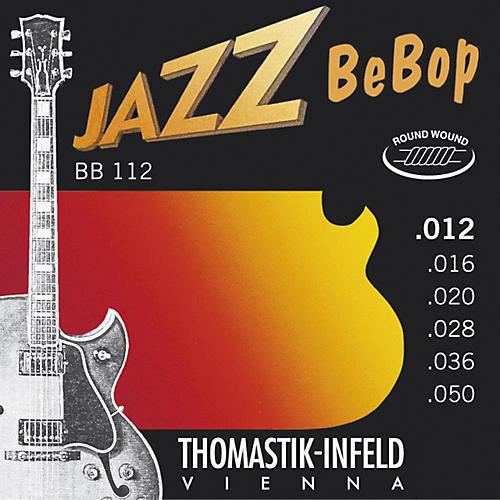 Thomastik BB112 Light Jazz BeBop Guitar Strings