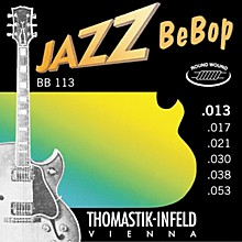 Thomastik BB113 Medium Light Jazz BeBop Guitar Strings