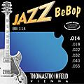 Thomastik BB114 Medium Jazz BeBop Guitar Strings thumbnail